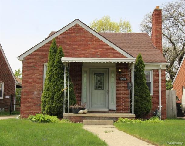 16583 Biltmore Street, Detroit, MI 48235 (#219046958) :: RE/MAX Classic