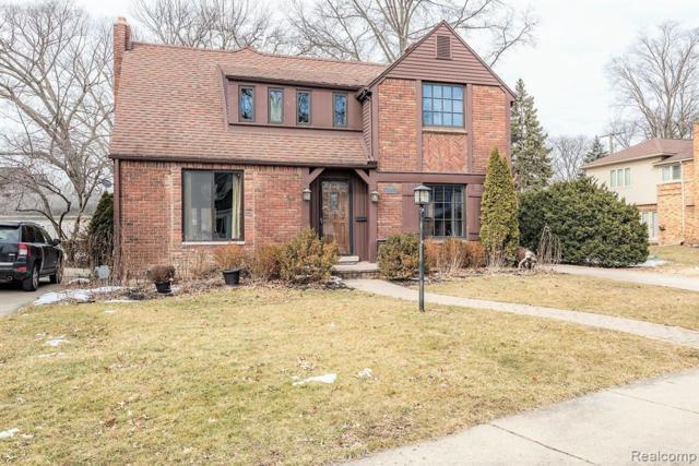 1030 Mohawk Street, Dearborn, MI 48124 (#219046964) :: RE/MAX Classic