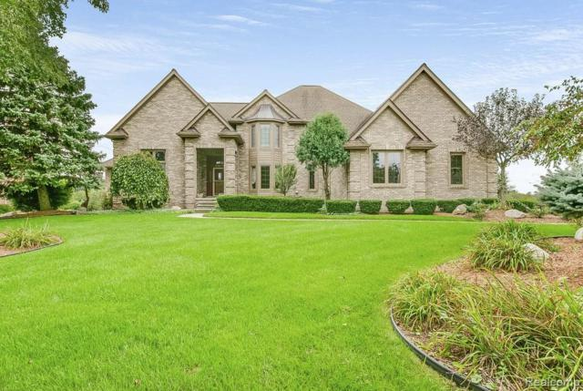 49875 Cooke Avenue, Plymouth Twp, MI 48170 (MLS #219047000) :: The Toth Team