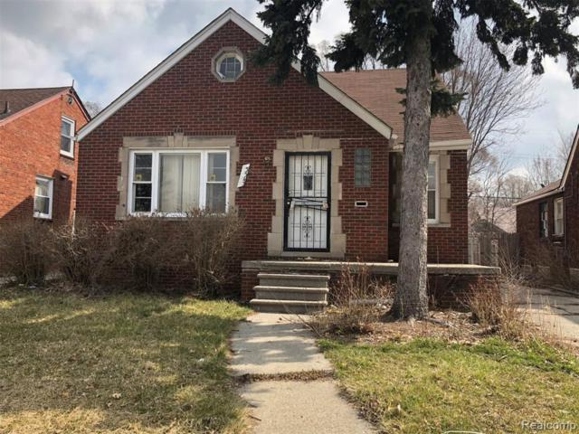 5542 Alter Road, Detroit, MI 48224 (MLS #219047022) :: The Toth Team