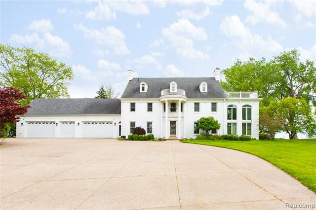 26505 E River Road, Grosse Ile Twp, MI 48138 (#219047047) :: The Buckley Jolley Real Estate Team