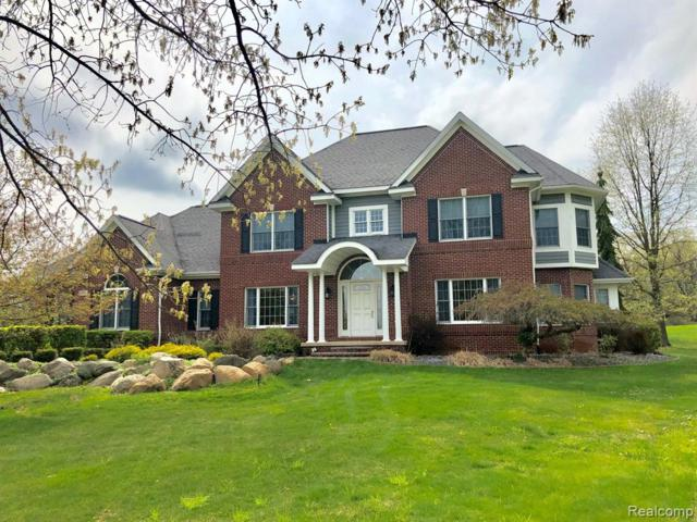 836 Hemlock Drive W, Addison Twp, MI 48370 (#219047065) :: Duneske Real Estate Advisors