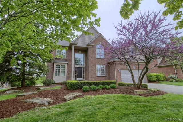 1229 Tulberry Circle, Rochester, MI 48306 (#219047083) :: The Alex Nugent Team | Real Estate One