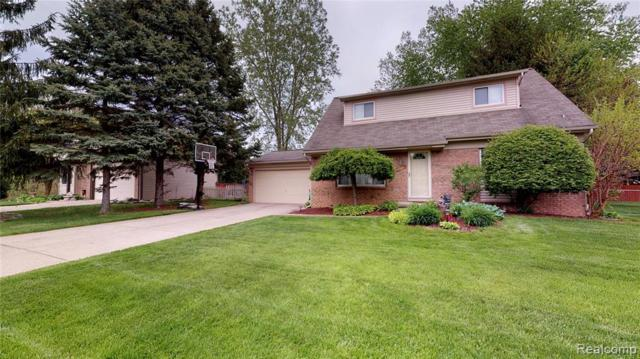 22272 Brookfield Drive, South Lyon, MI 48178 (#219047094) :: Duneske Real Estate Advisors