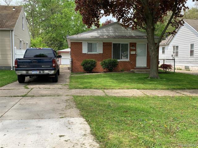 5955 N Silvery Lane, Dearborn Heights, MI 48127 (#219047126) :: RE/MAX Classic