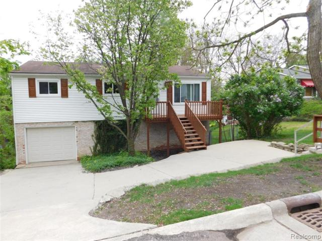 320 Elm Street, Rochester, MI 48307 (#219047137) :: The Alex Nugent Team   Real Estate One