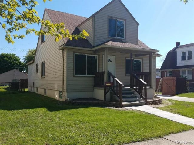 1570 Morris Avenue, Lincoln Park, MI 48146 (#219047154) :: RE/MAX Classic