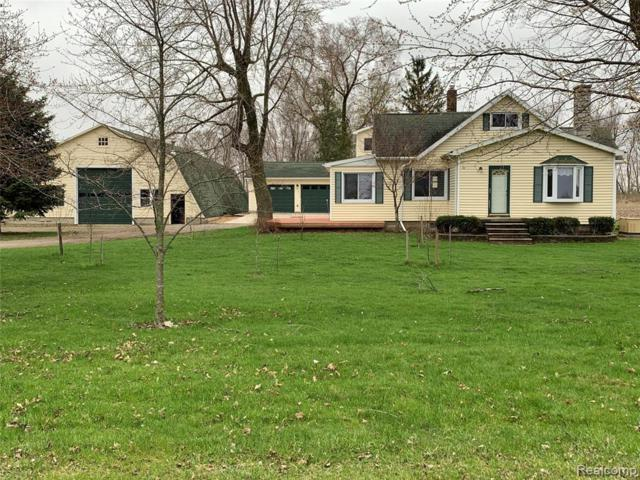 7311 Broderick Road, Winsor Twp, MI 48755 (#219047163) :: The Buckley Jolley Real Estate Team