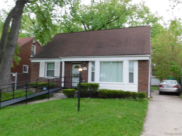 19420 Burt Road, Detroit, MI 48219 (MLS #219047180) :: The Toth Team