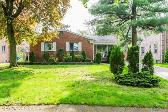 5757 Heritage Court, Dearborn Heights, MI 48127 (MLS #219047206) :: The Toth Team