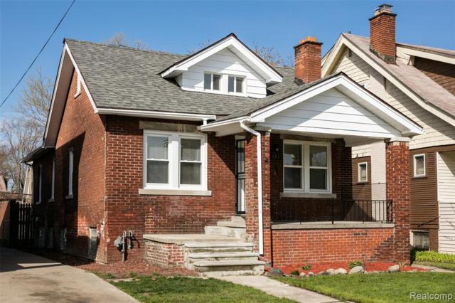 379 Marlborough Street, Detroit, MI 48215 (#219047207) :: GK Real Estate Team
