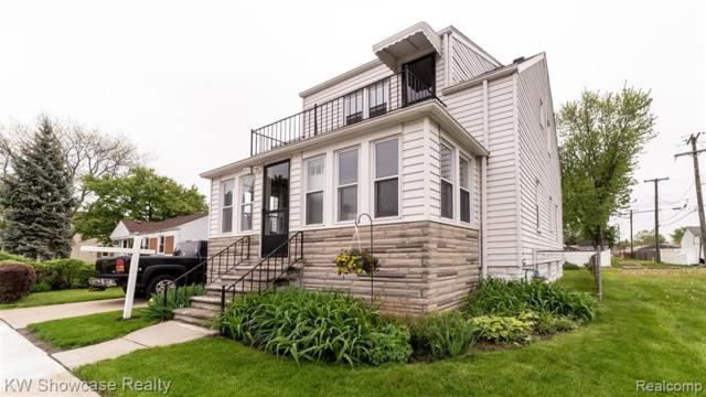 811 Hudson Street, Wyandotte, MI 48192 (#219047235) :: The Buckley Jolley Real Estate Team