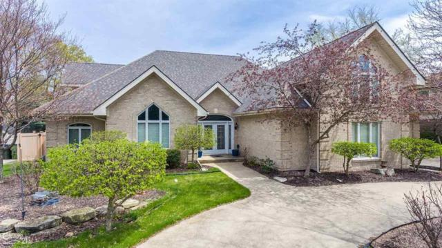 48230 Lake Land Dr, Shelby Twp, MI 48317 (#58031380609) :: The Alex Nugent Team | Real Estate One