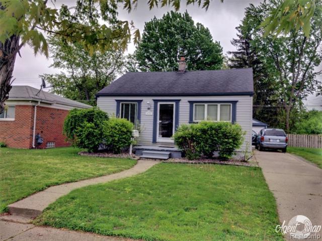 25019 Hass Street, Dearborn Heights, MI 48127 (#219047243) :: RE/MAX Classic