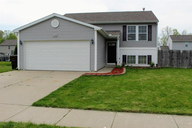 314 Redcedar Lane, Aurelius Twp, MI 48854 (MLS #630000236729) :: The Toth Team