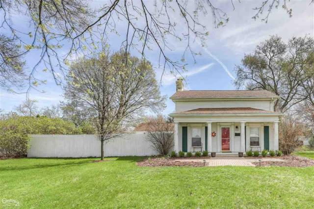 46860 Shelby Rd, Shelby Twp, MI 48317 (#58031380612) :: The Alex Nugent Team | Real Estate One
