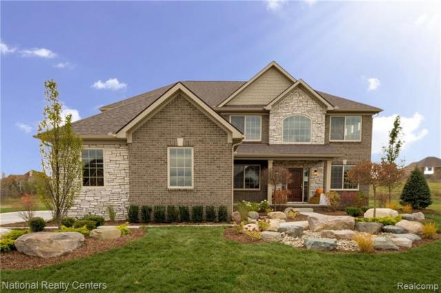 17 Overlook Drive, Oxford Twp, MI 48371 (#219047260) :: The Buckley Jolley Real Estate Team