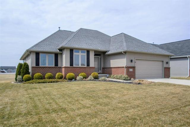 6522 Heartwood Lane, Pittsfield Twp, MI 48176 (MLS #543265533) :: The Toth Team