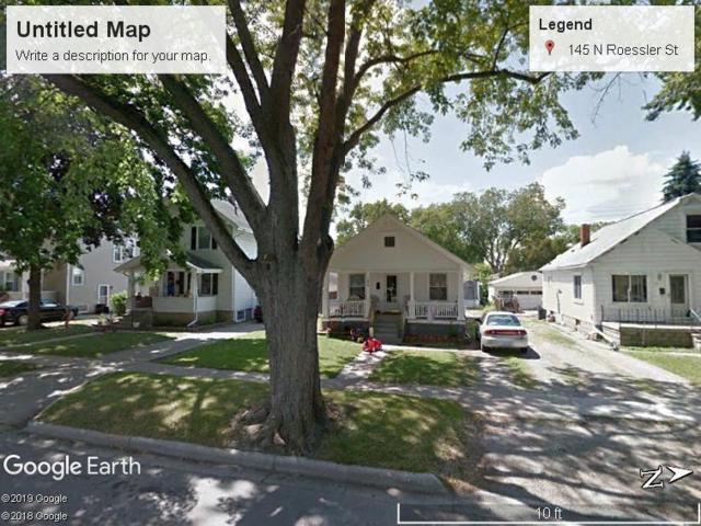 145 N Roessler, Monroe, MI 48162 (MLS #57031380649) :: The Toth Team