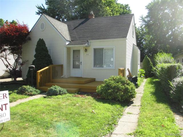 4965 Hipp Street, Dearborn Heights, MI 48125 (#219047407) :: The Buckley Jolley Real Estate Team