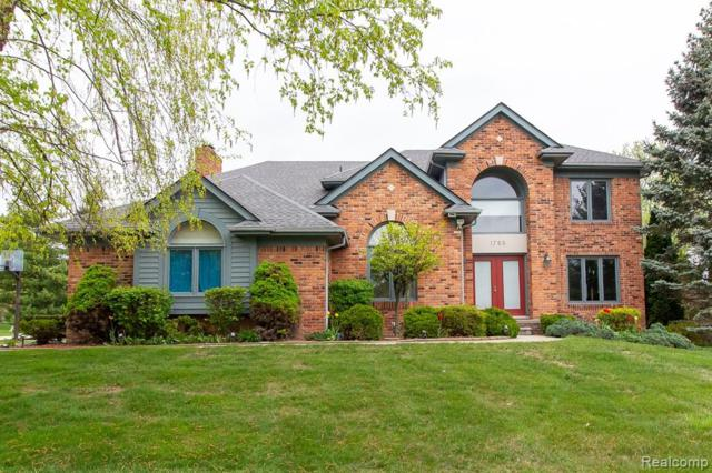 1766 Greenwich Drive, Troy, MI 48098 (#219047445) :: Team DeYonker