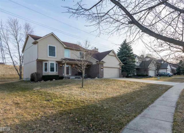 6458 Ancroft, Independence Twp, MI 48346 (MLS #58031380682) :: The Toth Team
