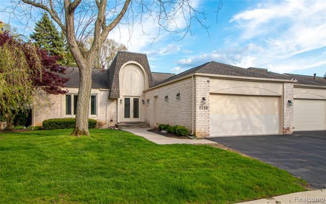 5180 Woodlands Trail, Bloomfield Twp, MI 48302 (#219047483) :: GK Real Estate Team