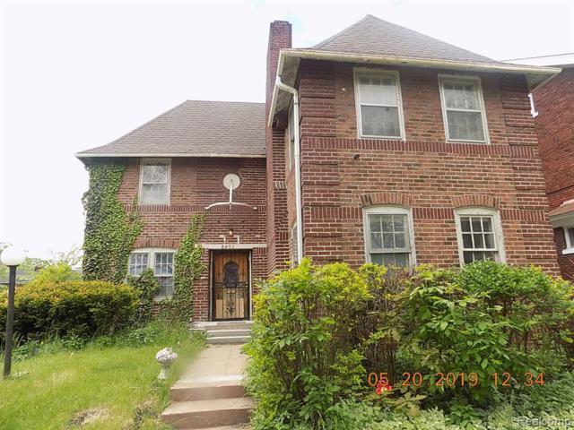8405 La Salle Boulevard, Detroit, MI 48206 (#219047511) :: GK Real Estate Team