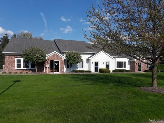 7460 M E Cad Blvd, Springfield Twp, MI 48348 (#219047516) :: GK Real Estate Team