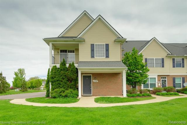1124 Rial Lake Drive, Howell Twp, MI 48843 (#219047524) :: Duneske Real Estate Advisors