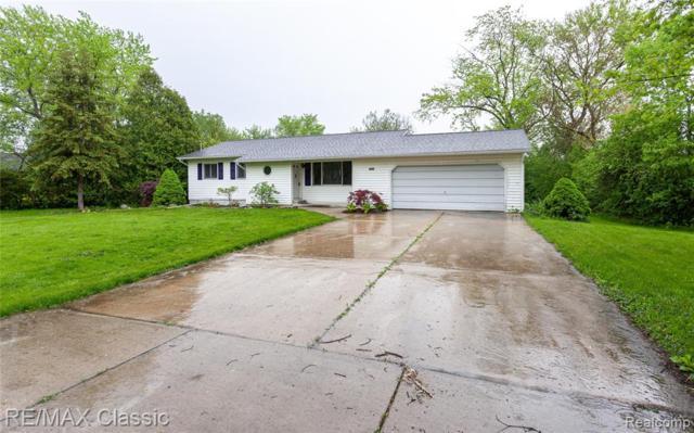 34543 Fendt Street, Farmington Hills, MI 48335 (#219047555) :: RE/MAX Classic