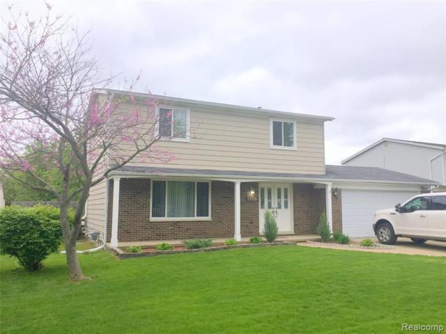 1158 Meadowview Drive, Waterford Twp, MI 48327 (#219047562) :: GK Real Estate Team
