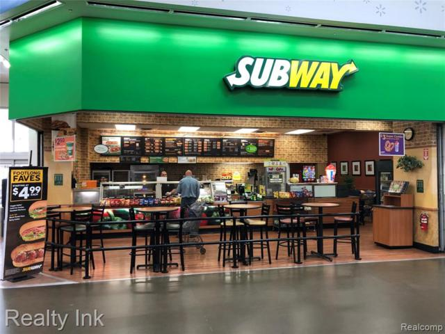45555 Michigan Ave  inside Walmart, Canton Twp, MI 48188 (#219047577) :: RE/MAX Nexus