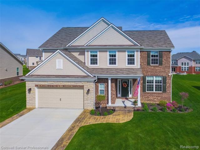2443 Findley Cir, Orion Twp, MI 48360 (#219047588) :: RE/MAX Classic