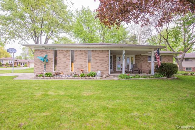 13531 Terry Drive, Shelby Twp, MI 48315 (#219047601) :: The Alex Nugent Team | Real Estate One