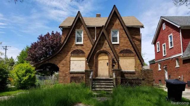17319 Runyon Street, Detroit, MI 48234 (MLS #219047602) :: The Toth Team