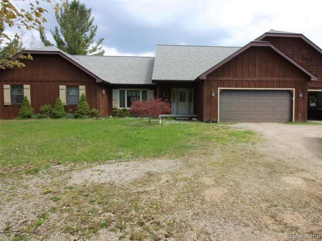 5229 Maple Grove Road, Dayton Twp, MI 48760 (#219047604) :: The Buckley Jolley Real Estate Team