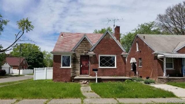 18901 Runyon Street, Detroit, MI 48234 (MLS #219047626) :: The Toth Team