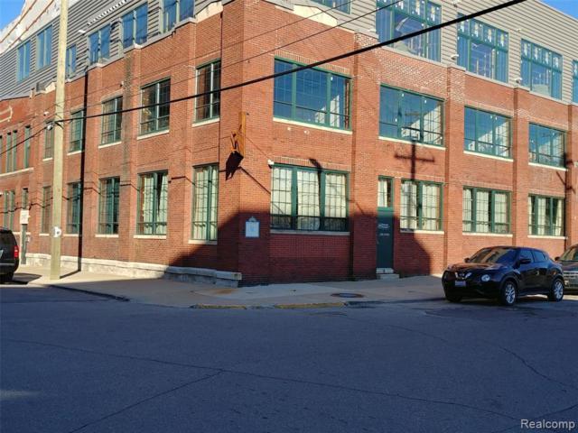 2987 Franklin Street 3E, Detroit, MI 48207 (MLS #219047628) :: The Toth Team
