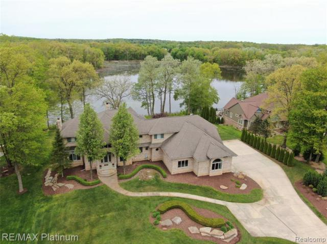 4759 Lakeshire Drive, Marion Twp, MI 48843 (#219047635) :: The Alex Nugent Team | Real Estate One