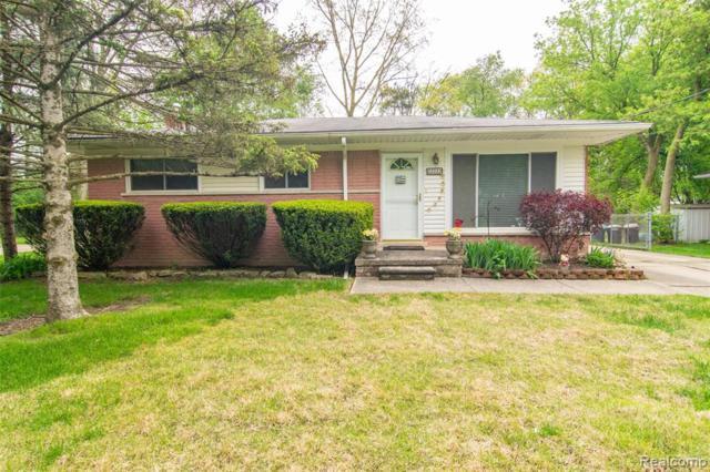 22222 Averhill Street, Farmington Hills, MI 48336 (#219047655) :: The Buckley Jolley Real Estate Team