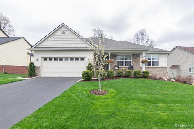 768 Snyder Street, Oxford Twp, MI 48371 (#219047672) :: The Buckley Jolley Real Estate Team