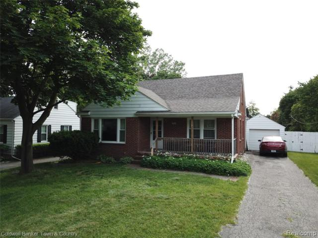 200 Preston Avenue, Waterford Twp, MI 48328 (#219047675) :: GK Real Estate Team