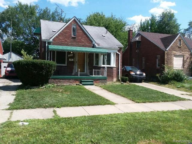 19682 Carrie Street, Detroit, MI 48234 (MLS #219047696) :: The Toth Team