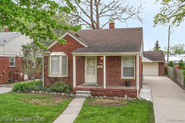 2064 Cornell Street, Dearborn, MI 48124 (#219047697) :: Team DeYonker