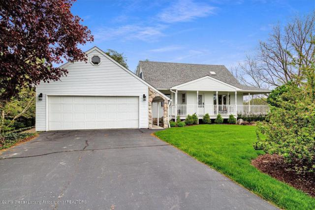 11750 Clark Road, Eagle Twp, MI 48822 (MLS #630000236759) :: The Toth Team