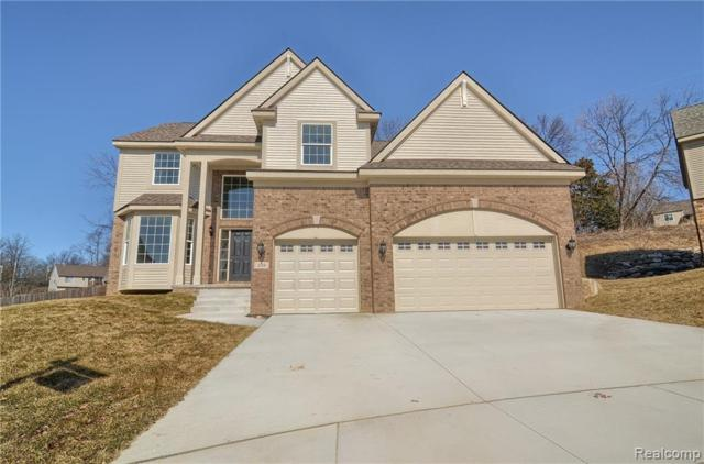 559 Napa Valley Drive, Milford Twp, MI 48381 (#219047724) :: The Buckley Jolley Real Estate Team