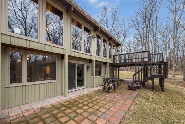 4251 Grondinwood Lane, Milford Twp, MI 48380 (MLS #219047728) :: The Toth Team