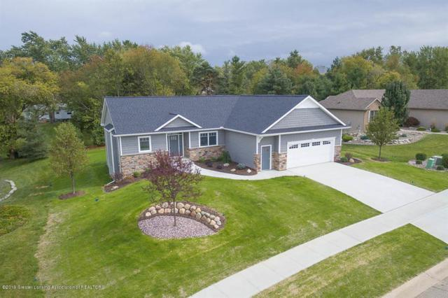 805 Greenwich Drive, Grand Ledge, MI 48837 (MLS #630000236761) :: The Toth Team