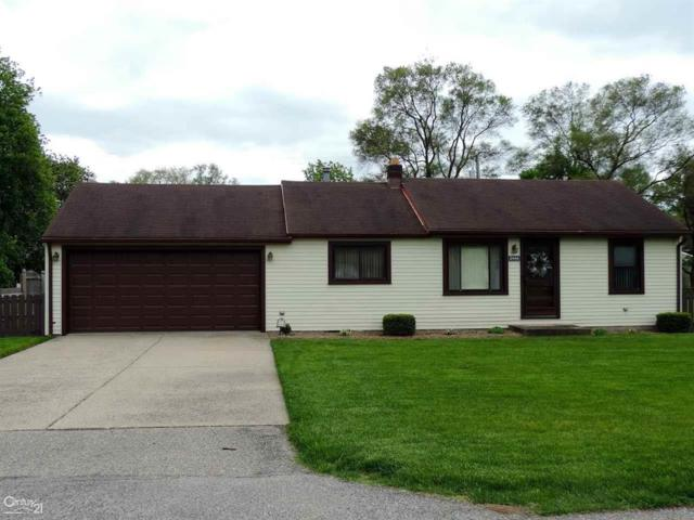 2444 Collins, Shelby Twp, MI 48317 (#58031380743) :: The Alex Nugent Team | Real Estate One